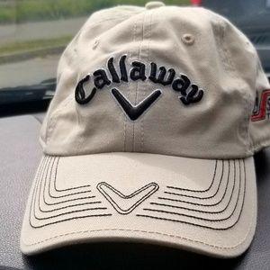Callaway Beige Hat